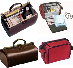 Medical Cases and Doctor's Bags