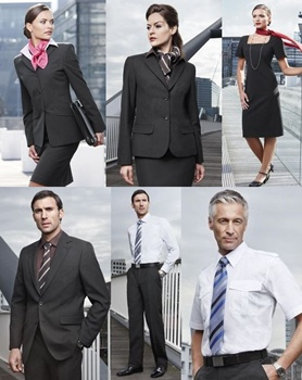 Corporate wear for companies and individuals